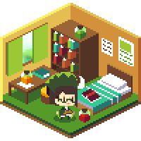 Pixel Room: Guildmarm by pyrogoth