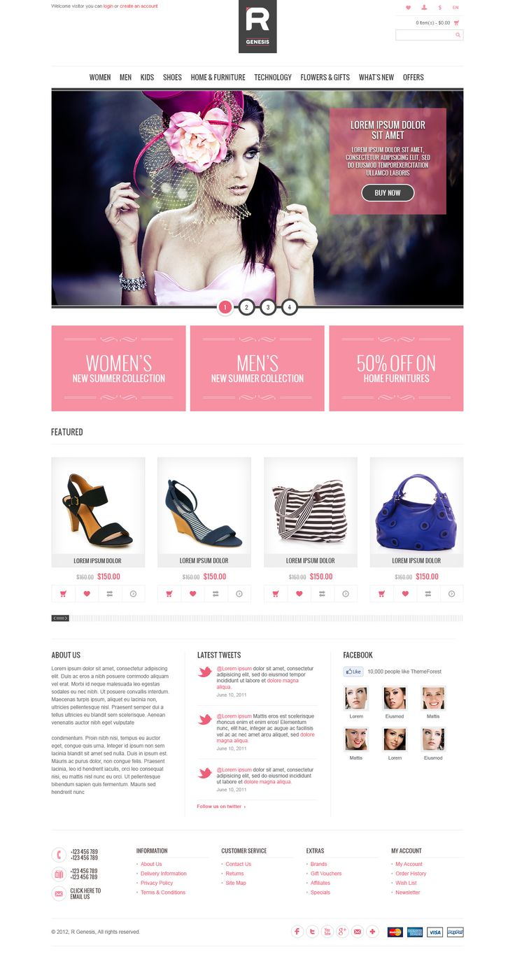 Cupid - R.Gen OpenCart Store Template - ThemeForest