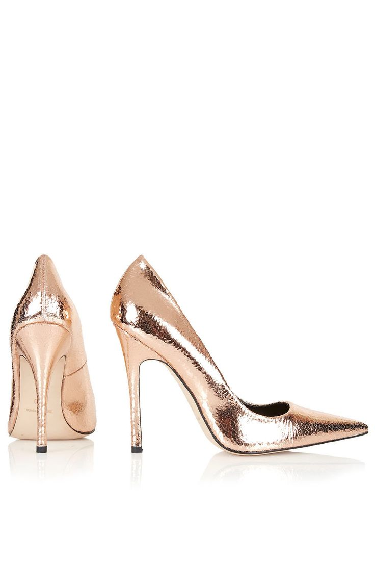 Photo 4 of GALLOP Metallic Court Shoes $95.00