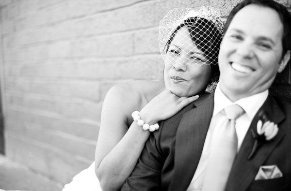 Véu gaiola tipico anos 50. #casamento