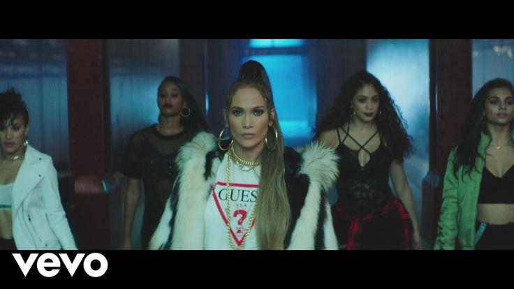 Broadway Dance Center Children & Teens alum, Nataly Santiago featured in Jlo's latest music video!