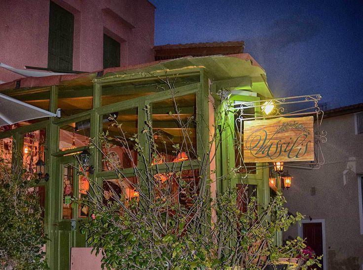 Vassilis Restaurant in Rethymno