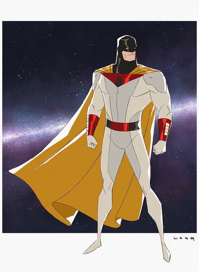 Space Ghost - Ryan Lang