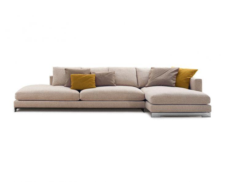 Confort et volumes modérés pour un classique Molteni
