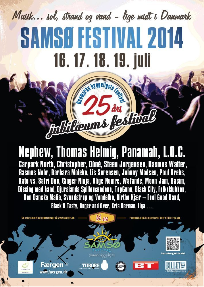 Samsø Festival 2014