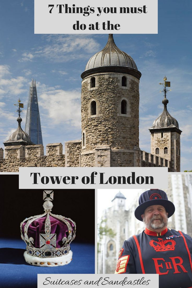 what to see at Tower of London, Tower of London guide for families,