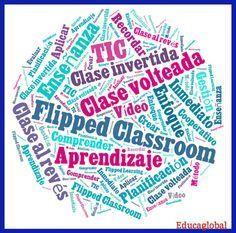 """Digamos Flipped Classroom, clase invertida, clase al revés o clase volteada, todos los términos son válidos para identificar este nuevo enfoque del que se está hablando mucho en este último año. Seguramente ya hayamos """"invertido"""" nuestras clases y hayamos """"flipeado"""" sin ser conscientes de ello, bueno, claro que somos conscientes, pero ahora tenemos una """"etiqueta""""…"""