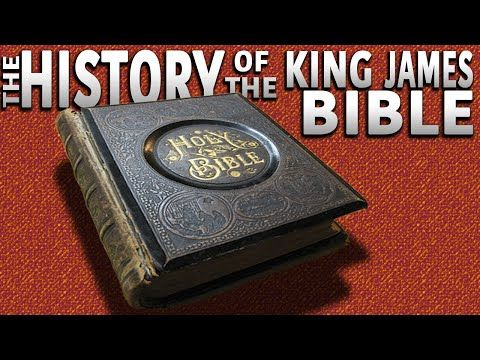 The History of the King James Bible | Bart Ehrman - YouTube  It wasn't really King James and guarantee it's history most Christmas and don't know.