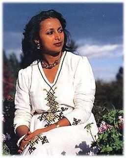 The most beautiful woman recognized in Ethiopia is an Oromo beauty Queen ,by the name ,Wubie Amansisa ( Wubit Ethiopia) ,used for advertising coffee in Ethiopia .