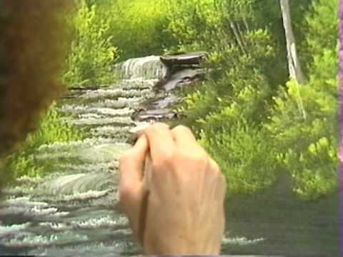 The Bob Ross YouTube Channel Uploads Full Episodes of 'The Joy of Painting' | artFido's Blog