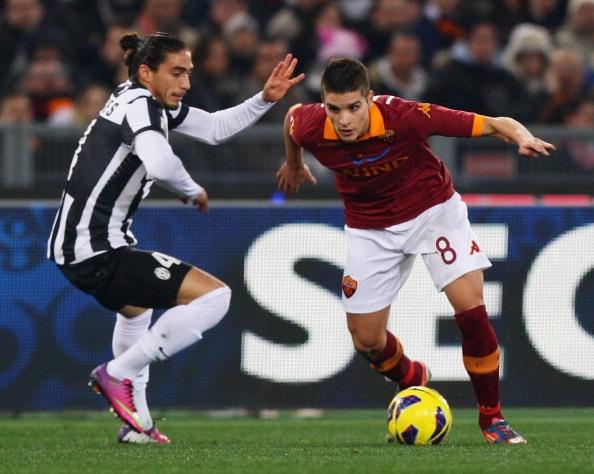 Juventus infortuni: Caceres pronto, con la Lazio in panchina