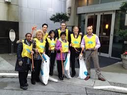 Keeping Vancouver Spectacular - Every Friday our team cleans up our neighbourhood