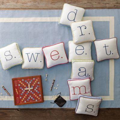 Best 25+ Letter pillow ideas on Pinterest   Initial pillow ...