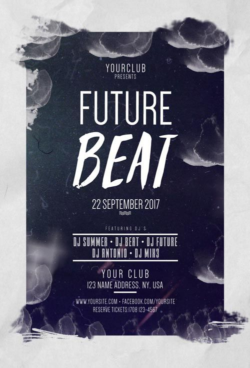 Future Beat Party Free PSD Flyer Template - http://freepsdflyer.com/future-beat-party-free-psd-flyer-template/ Enjoy downloading the Future Beat Party Free PSD Flyer Template created by Stockpsd!   #Club, #Dance, #Dj, #EDM, #Electro, #Gig, #Live, #Music, #Nightclub, #Party, #Sound, #Techno, #Trance