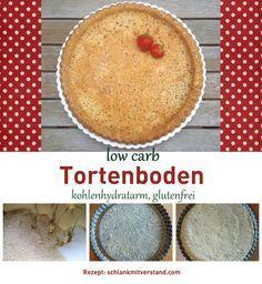 low carb Tortenboden - kohlenhydratarm - getreide- und glutenfrei - lecker…