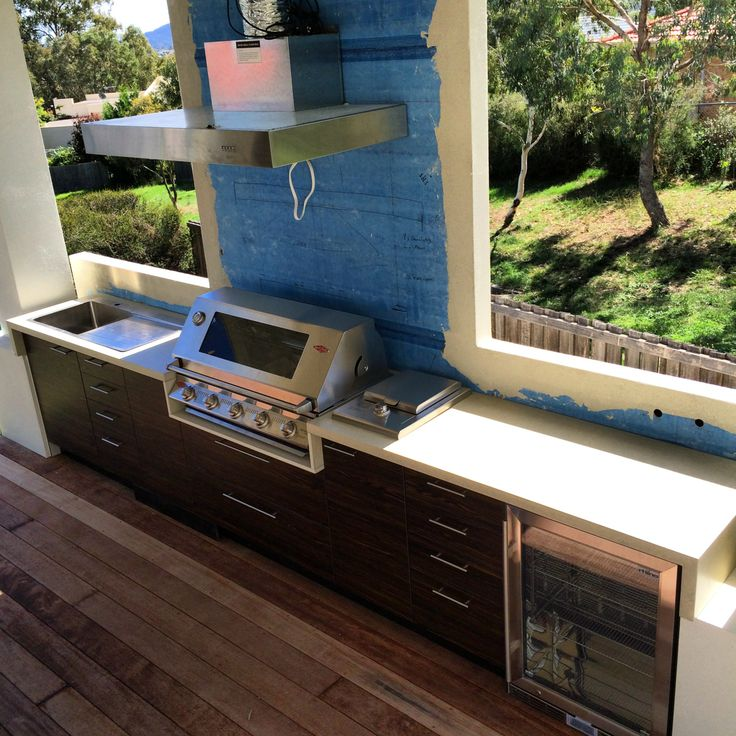 13 Best Images About Outdoor Kitchen On Pinterest