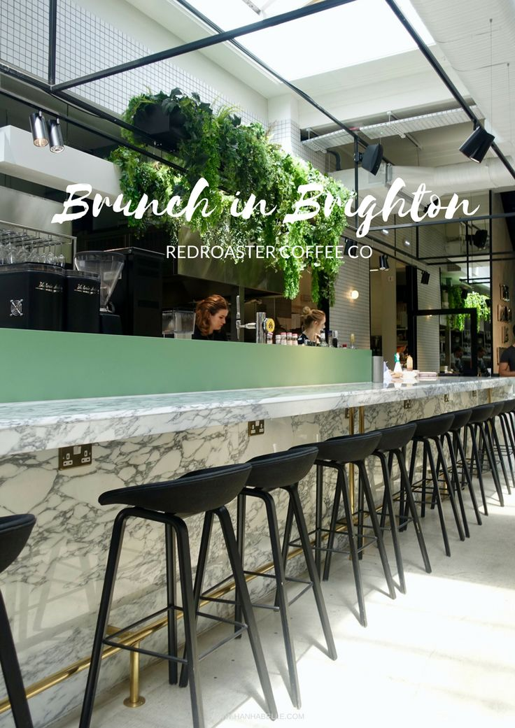 Brighton eats, where to eat in Brighton, Instagram worthy cafe, Brighton restaurant, Brighton food guide, Brighton food ideas