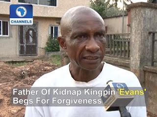 Nigerians Please Forgive My Son and Take Him To T.B Joshua For Deliverance - Evans' Father Begs (Video) http://ift.tt/2sSzSeG
