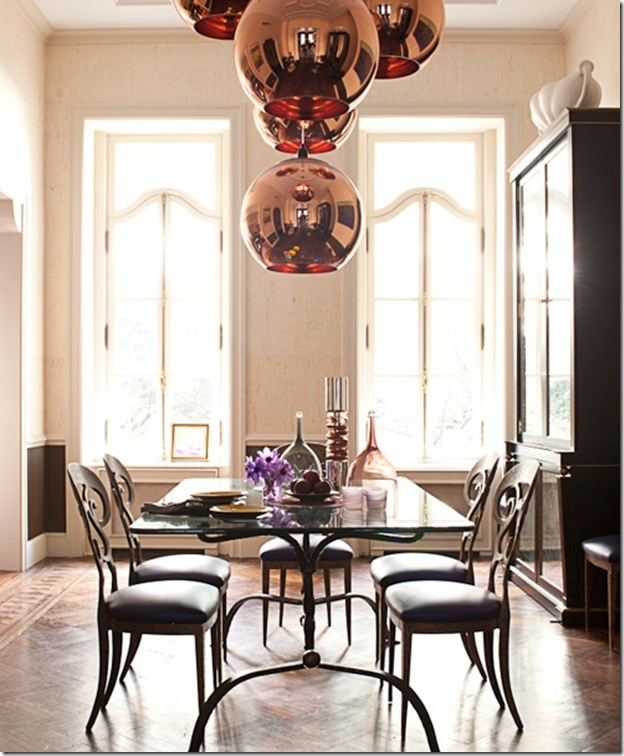 19 best lighting images on pinterest light fixtures for Bright dining room ideas