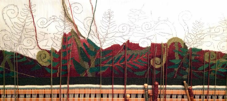 Tommye McClure Scanlin ~ artist and teacher ~ tapestry and other things ~ Dahlonega, GA, USA