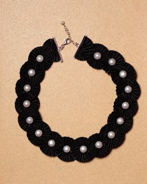 Black tie necklaceBlack Ties, Ties Necklaces