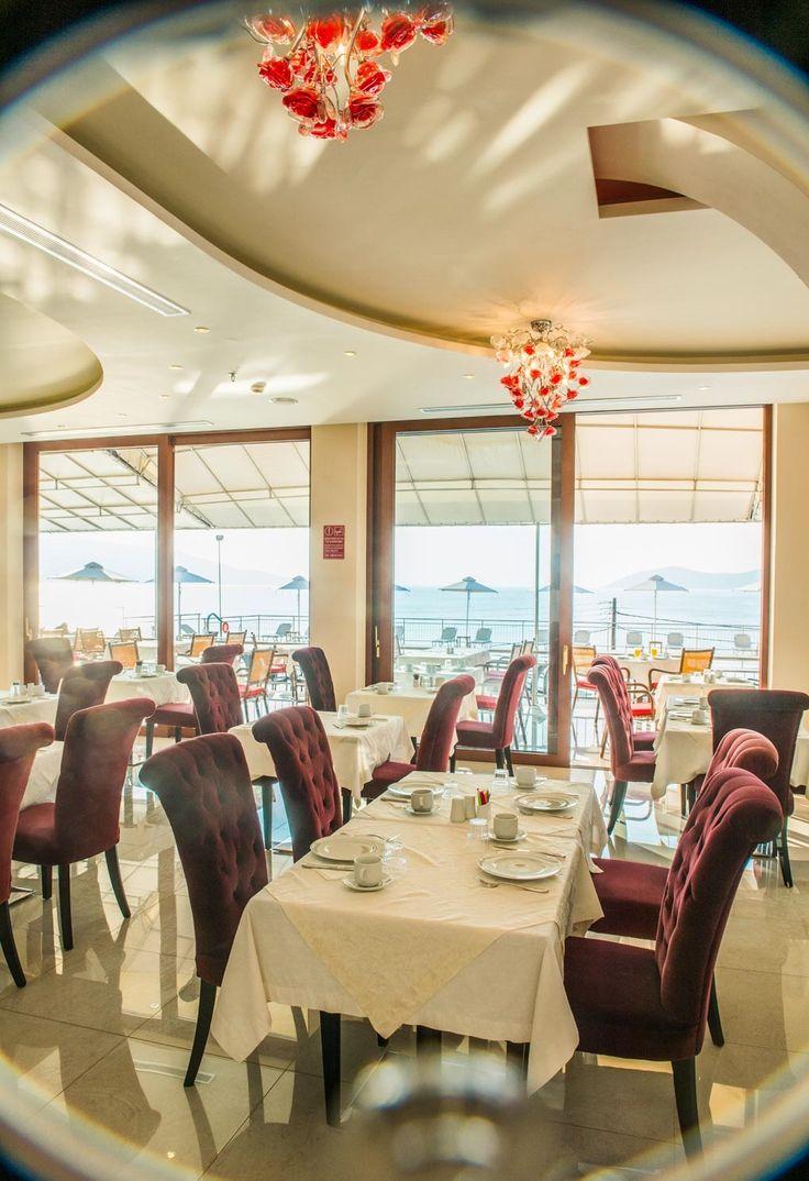 Mnistires restaurant@odysseyhotel, Kefalonia, Greece