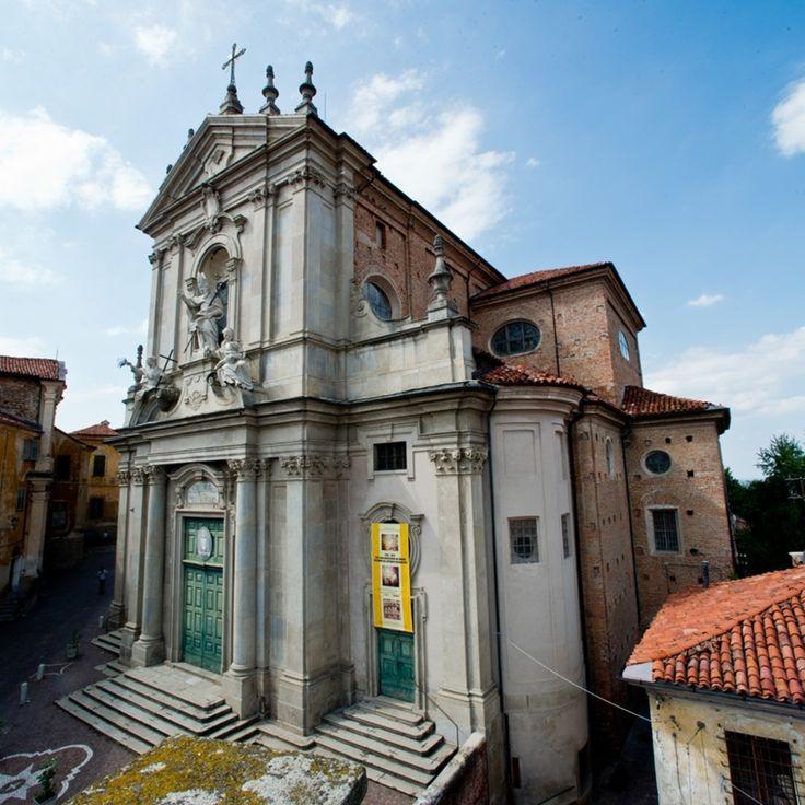 Cattedrale di Mondovì (Cn) - Info su storia, arte, liturgia e devozione sul sito web del progetto #cittaecattedrali