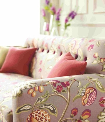 Warwick Fabrics - Pilsbury in Ash