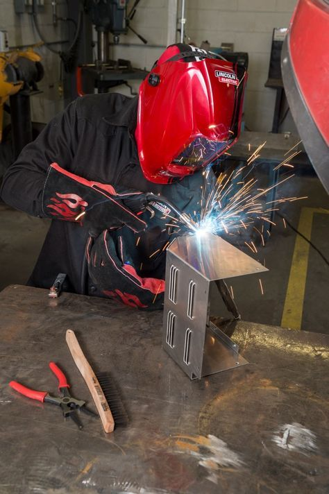 Josh Zaller is the Product Manager for Lincoln Electric's latest welding machine offering, the Power MIG210 MP. Growing the welding industry means encouraging more people to get out there and wel...
