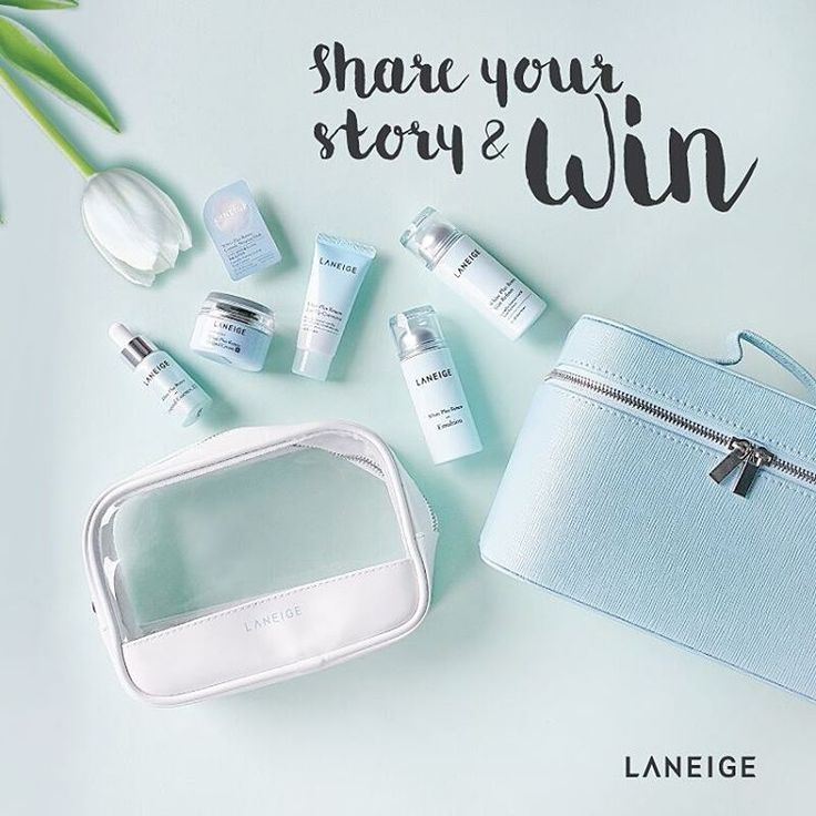Your story could win you an an entire set of Laneige White Plus Renew products! Tell us about a real-life inspiring experience at the link in our bio.  P.S. Please avoid submitting testimonials ;)