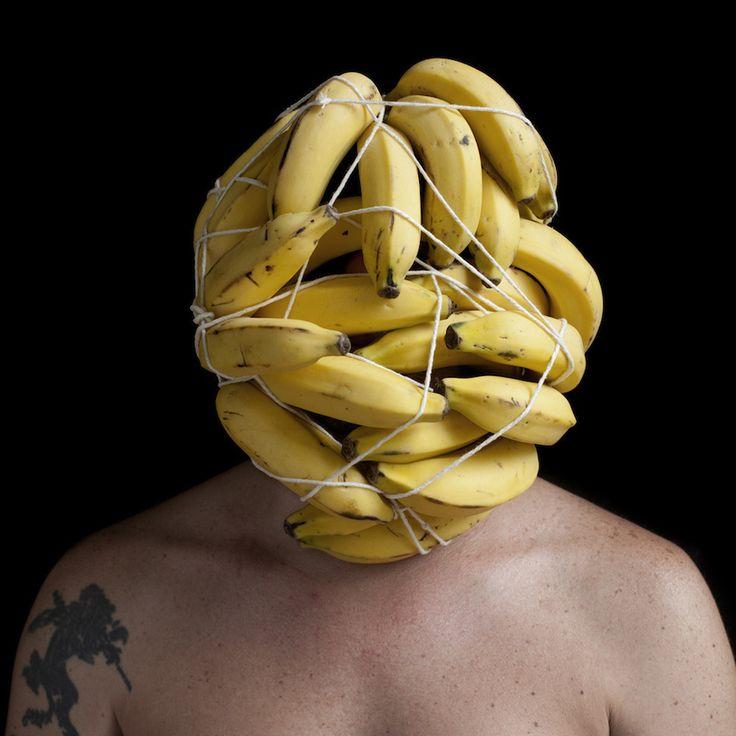 Unsusual Self-Portraits by Edu Monteiro | iGNANT.de