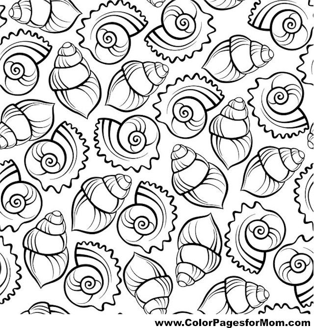 beach coloring pages - photo#42