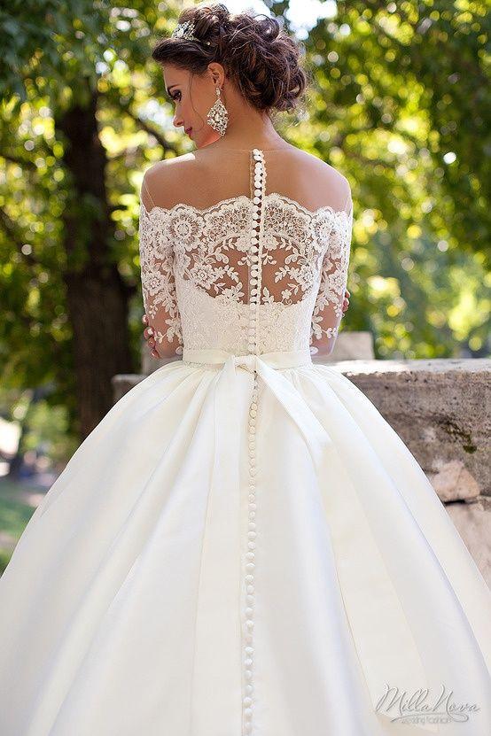 milla nova moda vestido casamento vestido de noiva tendência casar