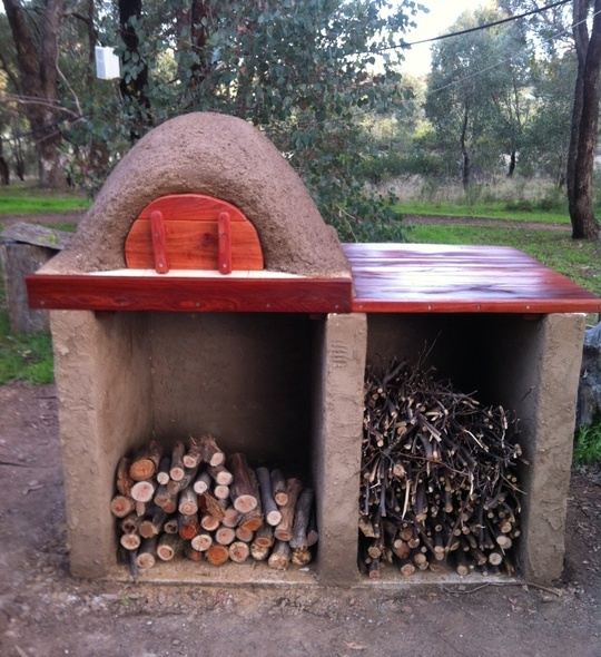 How to Build a Pizza Oven by Marian Staudt: Bål Pizzaovn, Building A Pizza Ovens, House Ideas, Dreams House, Fibr Blankets, Outdoor Pizza Ovens, Diy, Cabanas Ideas, Gardens Outdoor