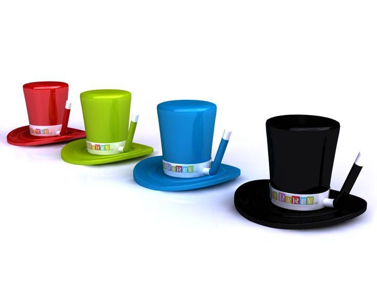 Merchandising: Este proyecto nace de la estrategia de comunicación creada para mejorar el posicionamiento de marca de MAGIC PARTY LTDA, empresa Colombiana productora de velas para cumpleaños. El objetivo de esta estrategia fue crear el TOP OF MIND de la marca en el cliente final a través de mugs que crearán un vinculo afectivo.