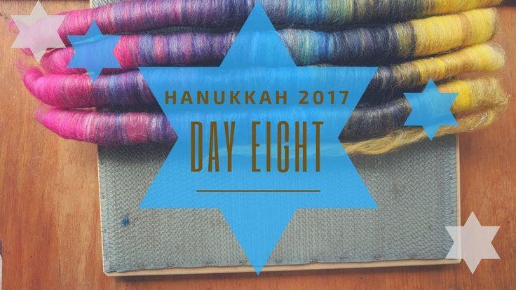Batt As Addin Gradient: Hanukkah 2017 Day Eight