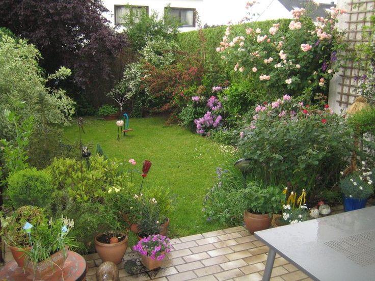 Attraktiv Reihenhaus Garten Gestaltung   Startpage Picture Search