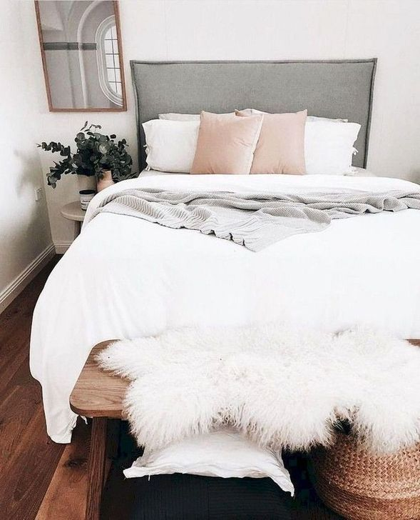 20 Romantic Bedroom Design Ideas For Young Couple Bedroom Decor For Couples Apartment Decorating For Couples Apartment Bedroom Decor Living room ideas young couples