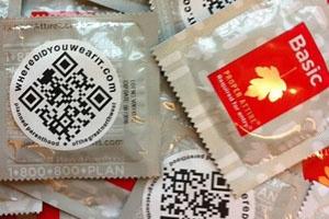 QR Condoms