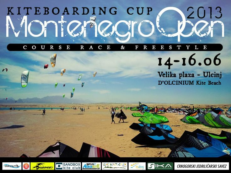 """Kite boarding cup Montenegro open 2014"", 14.-16.06."