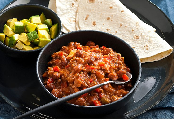 Let your slow cooker do the hard work then enjoy the Mexican flavours of this…