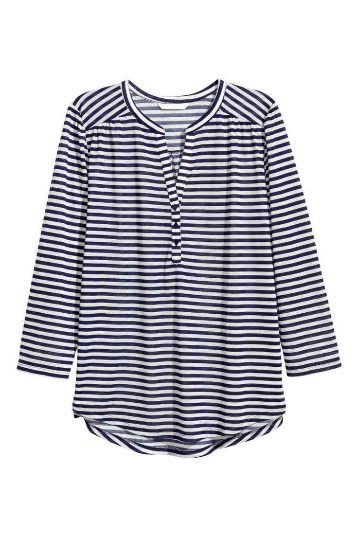 Bluză din jerseu   H&M