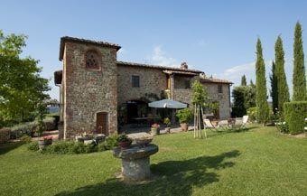 podere la villa tuscany