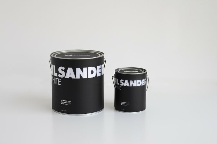 JIL SANDER PAINT PROJECT