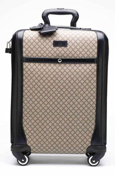 Gucci 4-Wheeler Trolley, $2,750