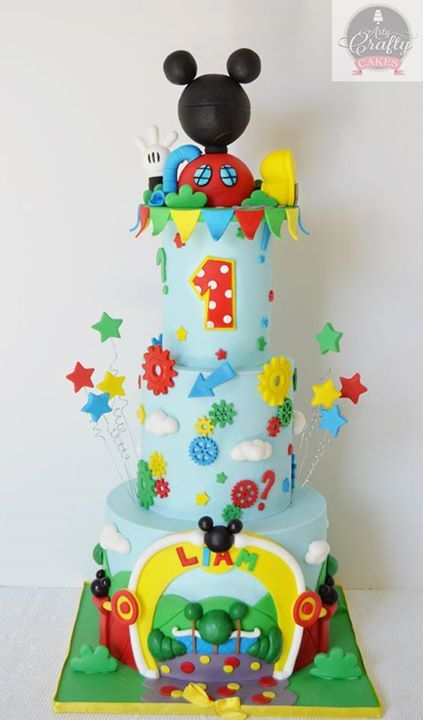 mickey mouse cake 17 best images about disney mickey amp minnie cakes on 5876