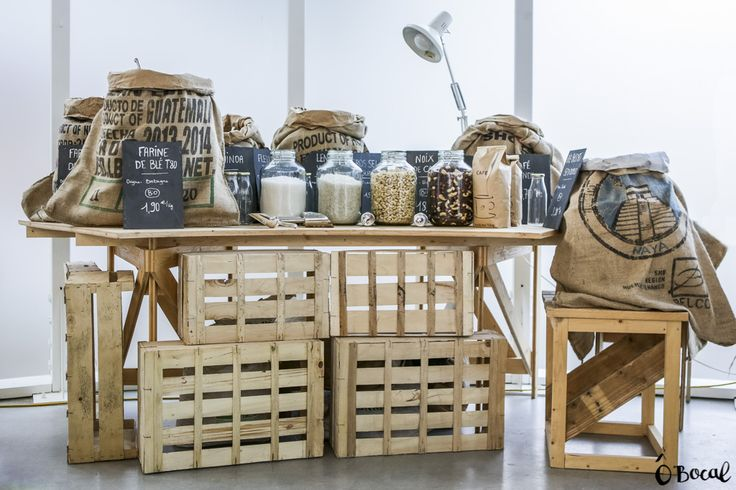 Ô Bocal - Boutique éphémère à Nantes