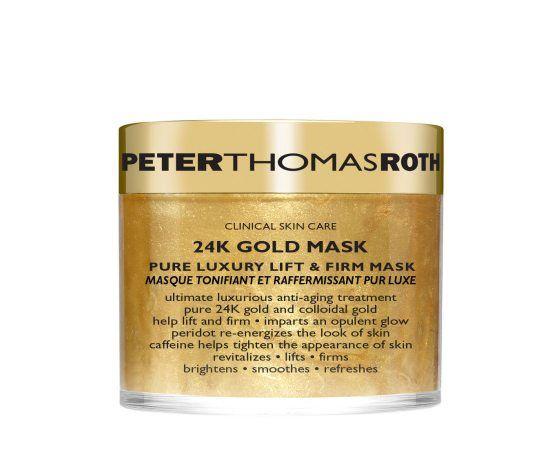 PETER THOMAS ROTH 24K GOLD MASK PURE LUXURY LIFT & FIRM MASK (150ML) fra Bangerhead. Om denne nettbutikken: http://nettbutikknytt.no/bangerhead-no/