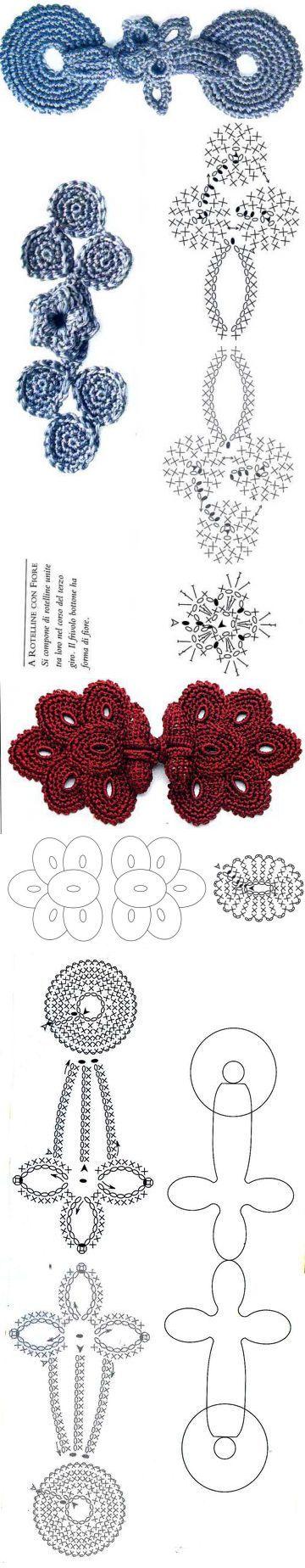 Alamari  Crochet arte - artigianato idee - artigianato per bambini | īru raksts | Постила