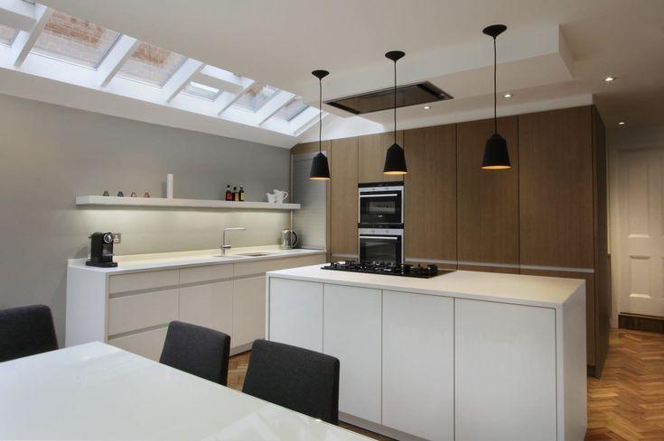 Contemporary Kitchen | Elan Kitchens 55 New King's Road, London, SW6 4SE www.elankitchens.co.uk